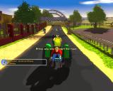 Tractor Racing Simulation Windows Mission 1 start