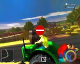 Tractor Racing Simulation Windows Wrong way