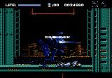RoboCop versus The Terminator Genesis Game over