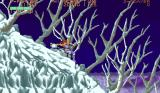 Strider Arcade Winter forest (with land mines)