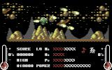 Toad Force Commodore 64 Blast the defenses.