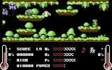 Toad Force Commodore 64 Getting deeper.