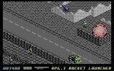 Arnie Commodore 64 Cannon destroyed
