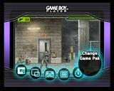 Tom Clancy's Splinter Cell Game Boy Advance GameBoy Player screen lets you change game's sharpness level, screen size, and even switching the cartridge without need for shutting the console down.