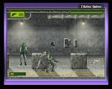 Tom Clancy's Splinter Cell Game Boy Advance Knocking out the guard will render him unconscious only if you do it from behind. Otherwise, it'll require a few more kicks and you'll probably bite some bullets in the process.