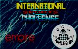 International Sports Challenge Atari ST Title picture