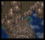 Final Fantasy III SNES View from above