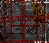 Ikari III: The Rescue Arcade I'm surrounded