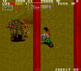 Ikari III: The Rescue Arcade Leave me alone!
