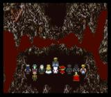 Final Fantasy III SNES All the heroes together