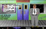 Agent UOP Commodore 64 Background story