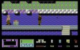 Agent UOP Commodore 64 Shooting