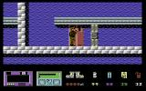 Agent UOP Commodore 64 Force field