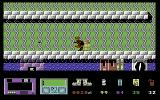 Agent UOP Commodore 64 Crouching