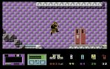 Agent UOP Commodore 64 Long jump