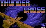 Thundercross Commodore 64 Loading Screen.