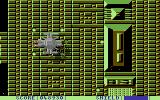 Thundercross Commodore 64 Destroy the ship.