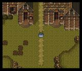 Final Fantasy III SNES In a quiet city