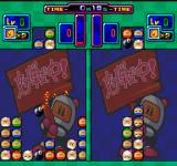 Bomberman: Panic Bomber FM Towns Two player mode