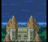 Final Fantasy V SNES Intro: dawn over Tycoon castle...