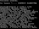 "Conan: ""Spotkanie w krypcie"" ZX Spectrum Final battle description"
