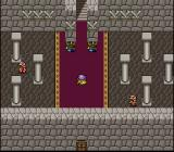 Final Fantasy II SNES Dwarves' castle
