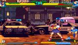 Marvel Super Heroes vs. Street Fighter Arcade Gals fight
