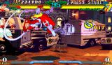 Marvel Super Heroes vs. Street Fighter Arcade Tentacle attack