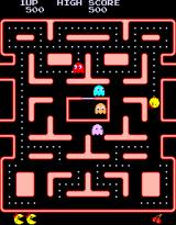 Ms. Pac-Man Arcade Eat the pills.