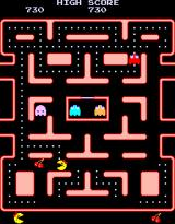 Ms. Pac-Man Arcade Get the fruit.