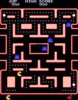 Ms. Pac-Man Arcade Chase the ghosts.