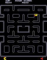 Ms. Pac-Man Arcade Maze cleared.