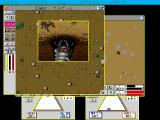 SimAnt: The Electronic Ant Colony FM Towns Damn bug ate my ant