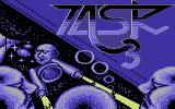 Task III Commodore 64 Loading Screen.