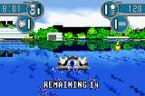Spy Hunter Game Boy Advance Change your vehicle to drive on the water