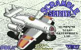 Scramble Spirits Commodore 64 Title