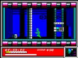 Dan Dare: Pilot of the Future ZX Spectrum First of the 5 parts of a planetary-destruction mechanism