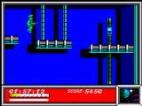Dan Dare: Pilot of the Future ZX Spectrum High jump