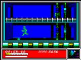 Dan Dare: Pilot of the Future ZX Spectrum This kind of object should by crushed