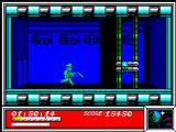 Dan Dare: Pilot of the Future ZX Spectrum Sector 3 with numerous lasers