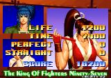 The King of Fighters '97 Arcade Stats