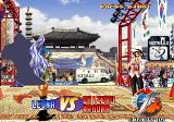 The King of Fighters '97 Arcade Next arena