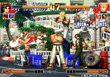 The King of Fighters '97 Arcade Poor Mai