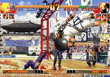 The King of Fighters '97 Arcade Throw