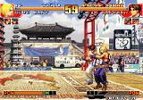 The King of Fighters '97 Arcade Hugs time