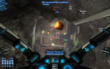 Miner Wars 2081 Windows There is an incredible amount of information visible through the HUD.