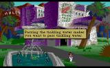 Leisure Suit Larry 5: Passionate Patti Does a Little Undercover Work Amiga Outside the mansion