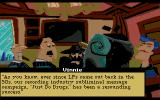 Leisure Suit Larry 5: Passionate Patti Does a Little Undercover Work Amiga During the meeting