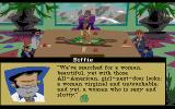 Leisure Suit Larry 5: Passionate Patti Does a Little Undercover Work Amiga Board members have some new ideas...