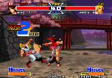 Real Bout Fatal Fury Special Arcade Fan-attack
